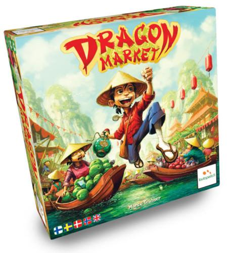 Dragon Marketin kansi