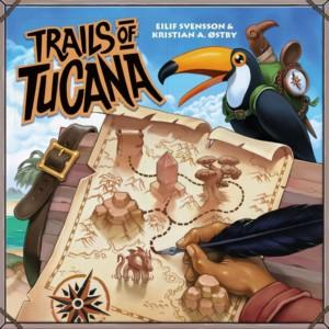 Trails of Tucanan kansi