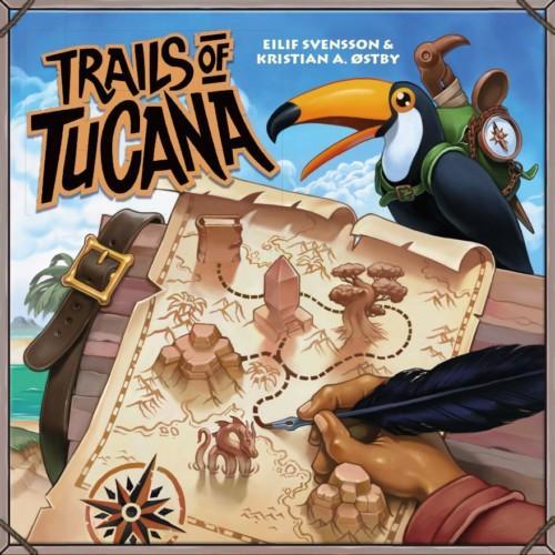 Trails of Tucanan kansi