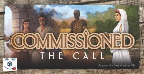 Commissioned: The Callin kansi