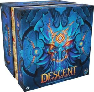 Descent: Legends of the Darkin kansi