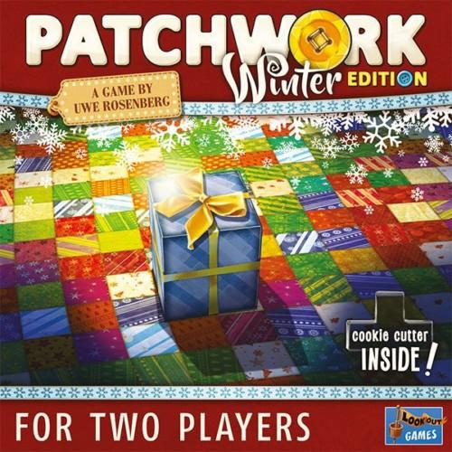 Patchwork: Winter Editionin kansi