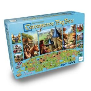 Carcassonne Big Boxin kansi