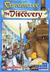 Carcassonne: The Discoveryn kansi