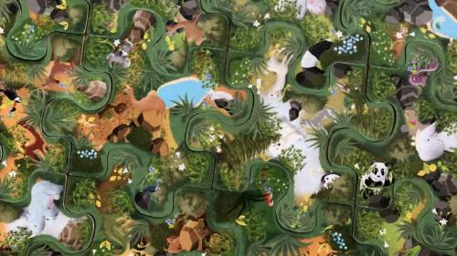 Etsi ja löydä – Safariseikkailu