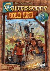 Carcassonne: Gold Rushin kansi