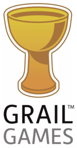 Grail Gamesin logo