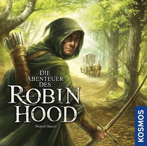The Adventures of Robin Hoodin kansi