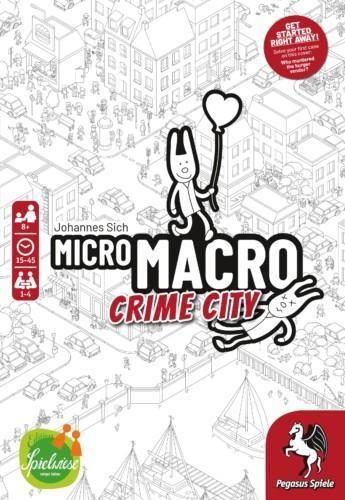 MicroMacro: Crime Cityn kansi