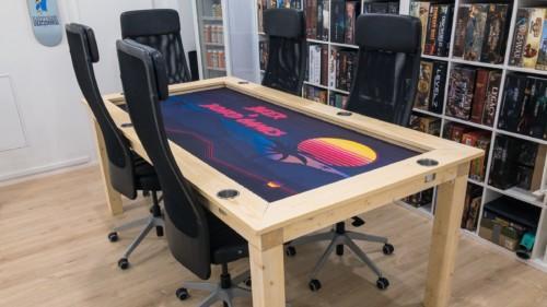 Kokemuksia pelipöydän tekemisestä