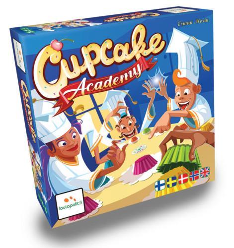 Cupcake Academyn kansi