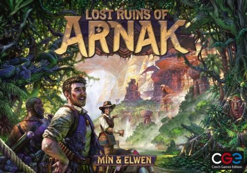 Lost Ruins of Arnakin kansi