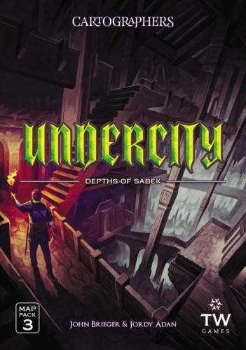 Undercity – Depth of Sabekin kansi