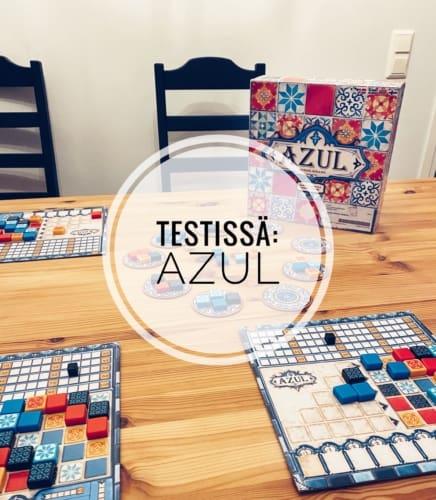 Testissä: Azul