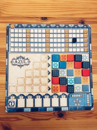 Pelaajan pelilauta