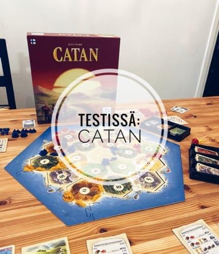 Testissä Catan
