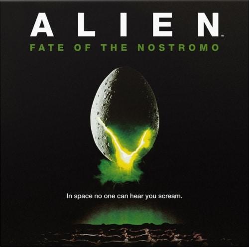 Alien: Fate of the Nostromon kansi