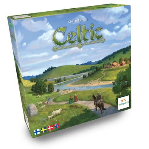 Celticin kansi