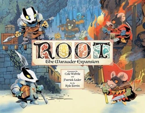 Root: The Marauder Expansionin kansi