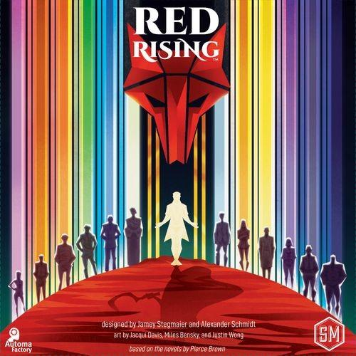 Red Risingin kansi