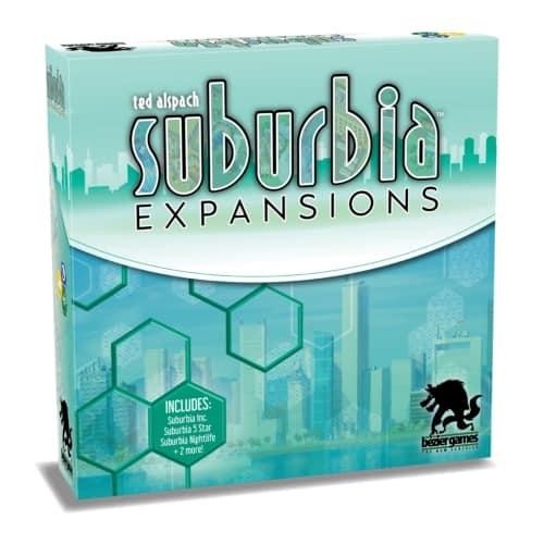 Suburbia Expansionsin kansi