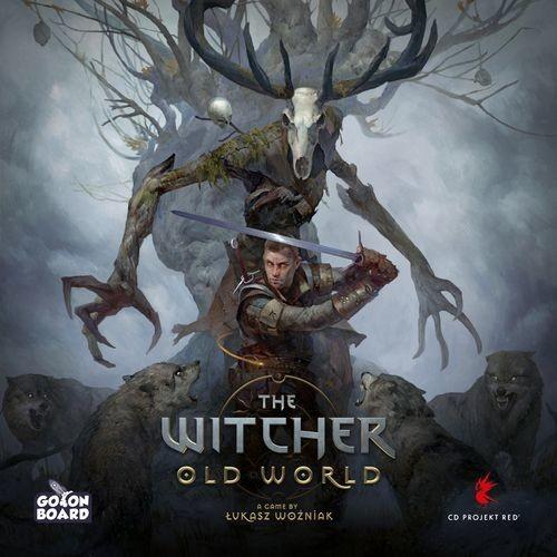 The Witcher: Old Worldin kansi