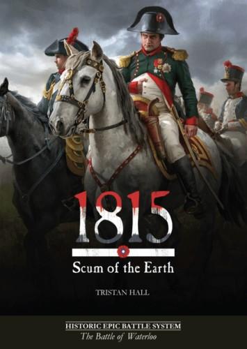 1815, Scum of the Earthin  kansi