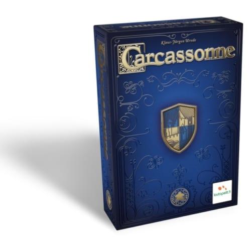 Carcassonnen 20-vuotispainoksen kansi