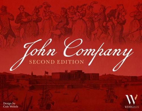John Company Second Editionin kansi