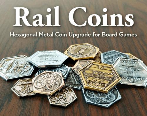 Rail Coins