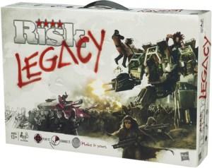 Risk Legacyn kansi