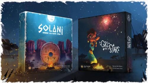 Solani ja The Girl Who Made the Stars