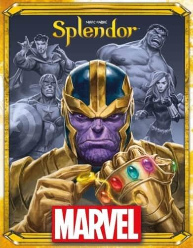 Splendor Marvelin kansi