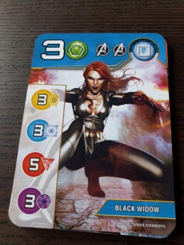 Black Widow -kortti