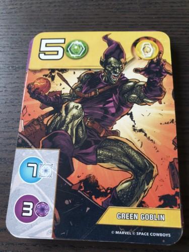 Green Goblin -kortti