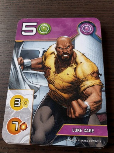 Luke Cage -kortti