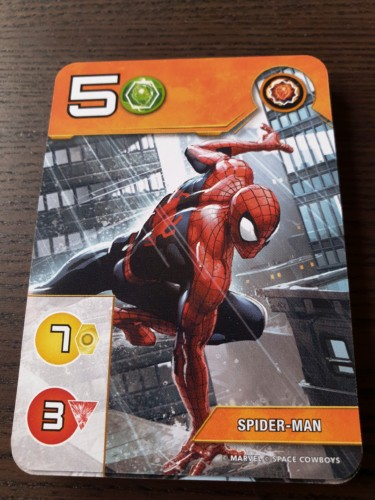 Spider-Man-kortti