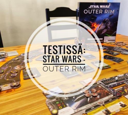 Testissä: Star Wars – Outer Rim
