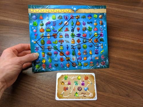 Kortin ohjeilla muodostuu lentokoneen kuvio