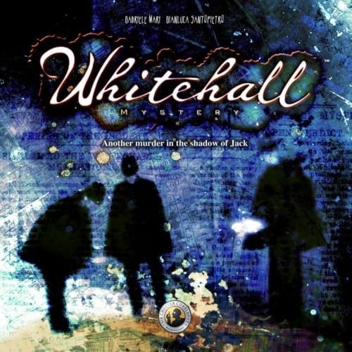 Whitehall Mysteryn kansi