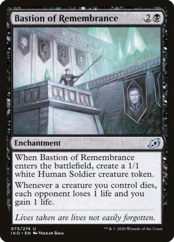 Bastion of Remembrance -kortti