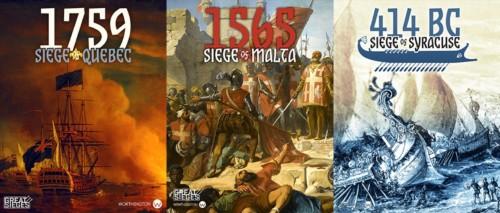 Great Sieges -sarjan pelit