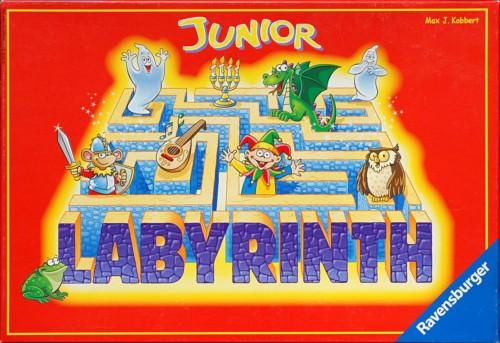 Junior Labyrinthin kansi