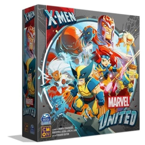 Marvel United: X-Menin kansi