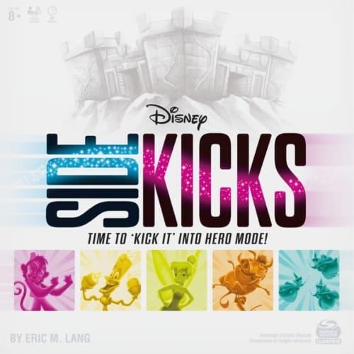 Disney Sidekicksin kansi