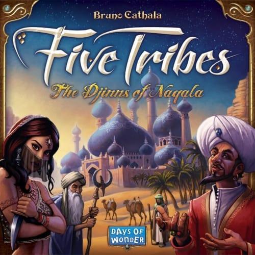 Five Tribesin kansi