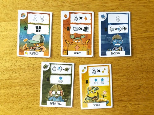 Viisi korttia