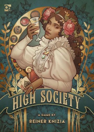 High Societyn kansi