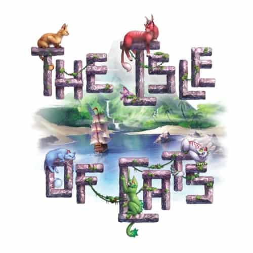 The Isle of Catsin kansi