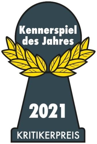 Kennerspiel des Jahres 2021 -logo